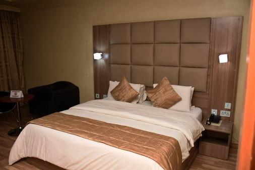Parkview Astoria Hotel - Ikoyi - Phòng ngủ