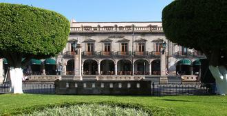 Hotel Casino - Morelia - Edificio