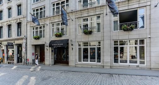 Le Saint Sulpice - Montreal - Rakennus