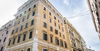 Hotel Cervia - Roma - Edifício