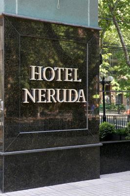 Hotel Neruda - Santiago de Chile - Buiten zicht