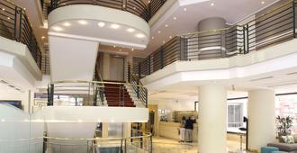 Hotel Neruda - Σαντιάγο - Σαλόνι ξενοδοχείου