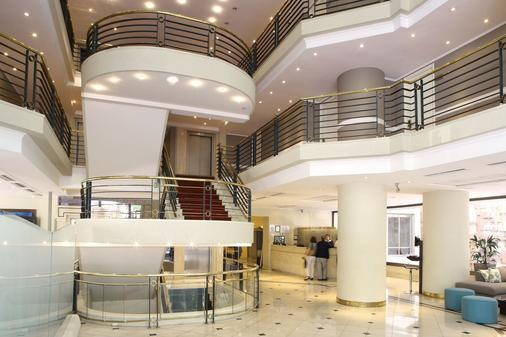 Hotel Neruda - Santiago - Lobby