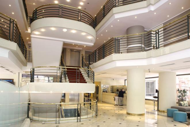 Hotel Neruda - Santiago de Chile - Lobby
