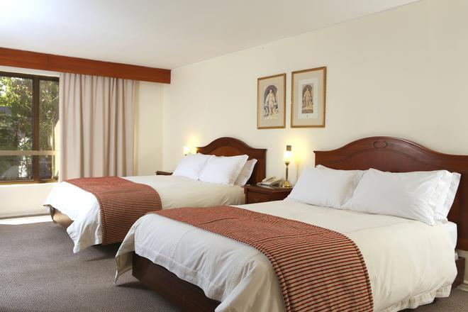 Hotel Neruda - Santiago de Chile - Slaapkamer