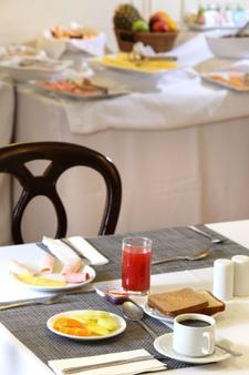 Hotel Neruda Express - Santiago - Dining room