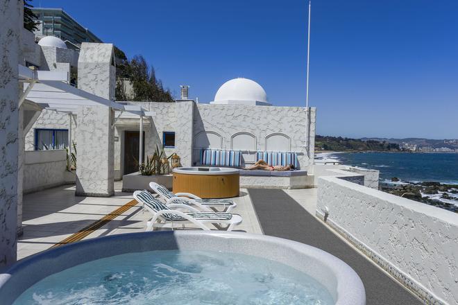 Hotel Neruda Mar suites - Viña del Mar - Balcón