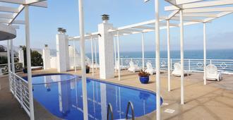 MR Mar Suites (ex Neruda Mar Suites) - Viña del Mar - Pool