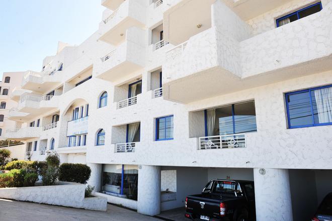 Hotel Neruda Mar suites - Viña del Mar - Edificio