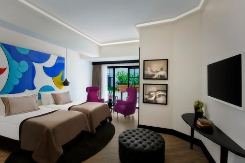 Sura Hagia Sophia Hotel - Istanbul - Phòng ngủ
