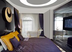 Sura Design Hotel & Suites - İstanbul - Yatak Odası