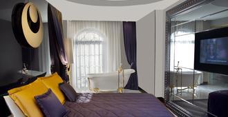 سورا ديزاين هوتل آند سويتس - بوتيك كلاس - اسطنبول - غرفة نوم