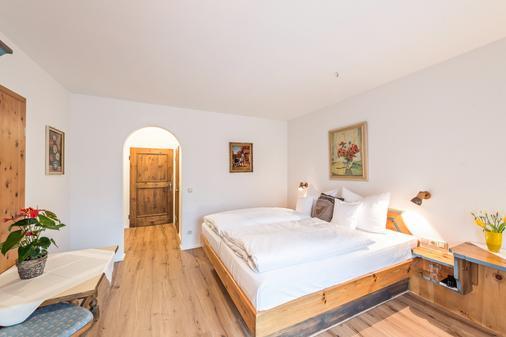 Hotel Bayerischer Hof Inzell - Inzell - Κρεβατοκάμαρα