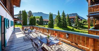 Das Bergmayr - Chiemgauer Alpenhotel - Inzell - Restaurant