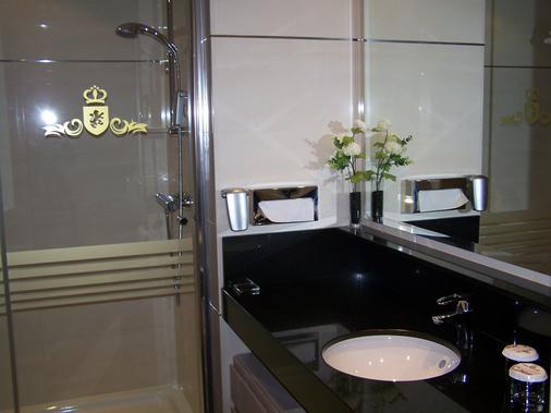 Washington Parquesol Suites & Hotel - Valladolid - Kylpyhuone