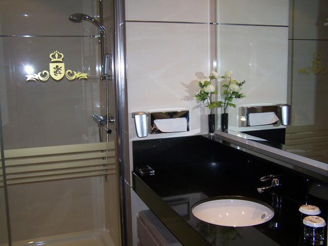 Washington Parquesol Suites & Hotel - Вальядолид - Ванная