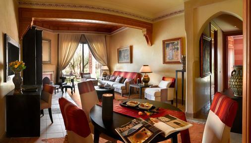 Palmeraie Village Residence Marrakech - Marrakesh - Dining room