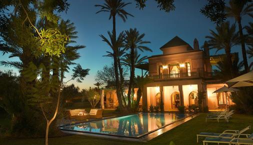 Palmeraie Village Residence Marrakech - Marrakech - Piscina