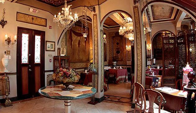 Mansión del Rio Boutique Hotel - Guayaquil - Restaurante