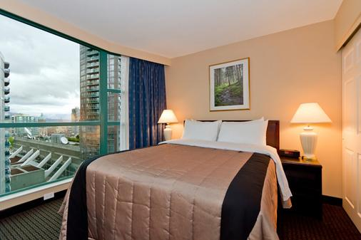 Rosedale On Robson Suite Hotel - Βανκούβερ - Κρεβατοκάμαρα
