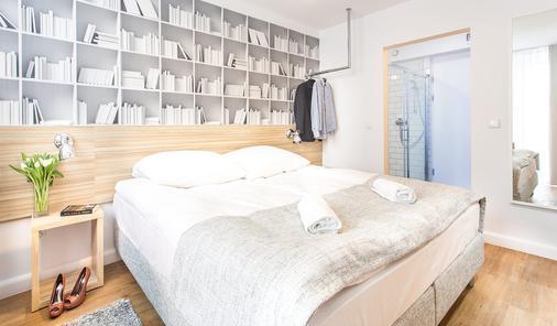 Smart Hotel - Gdansk - Bedroom