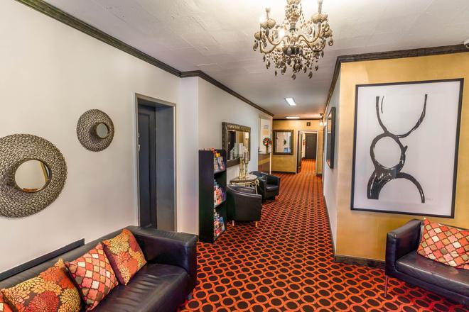 Royal Park Hotel & Hostel - New York - Hallway