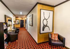 Royal Park Hotel & Hostel - New York - Lobby
