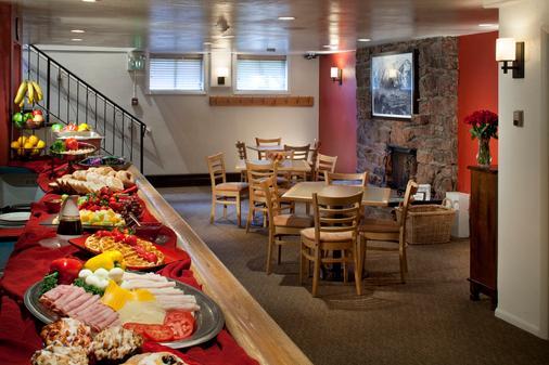 Molly Gibson Lodge - Aspen - Food