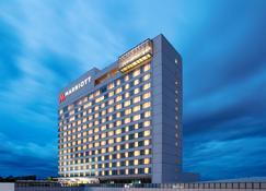 Clark Marriott Hotel - Mabalacat - Byggnad