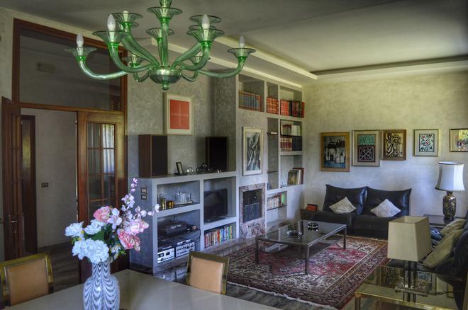 Moka's b&b - Venice - Living room