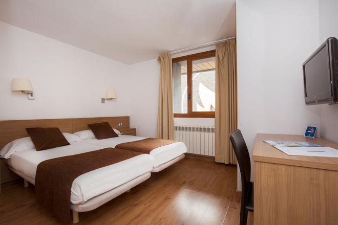 Hotel Catalunya Ski - El Pas de la Casa - Bedroom