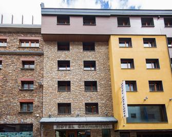 Hotel Catalunya Ski - El Pas de la Casa - Κτίριο
