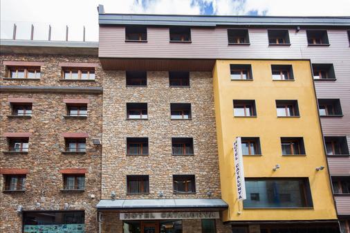 Hotel Catalunya Ski - Pas de la Casa - Toà nhà