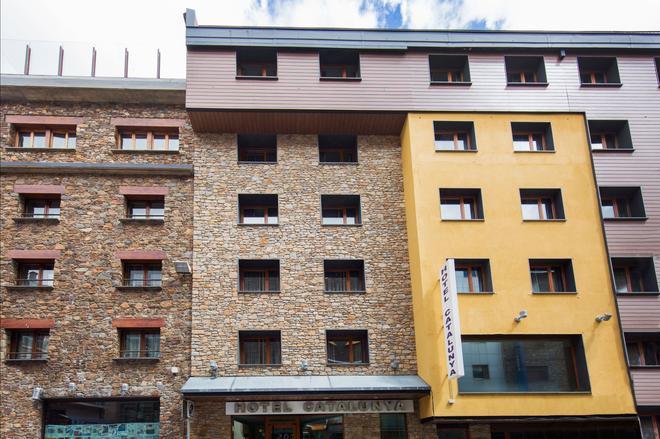 Hotel Catalunya Ski - El Pas de la Casa - Building