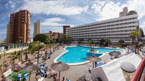 Poseidon Resort - Benidorm - Uima-allas