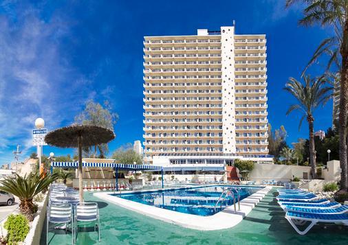 Hotel Poseidon Playa - Benidorm - Rakennus