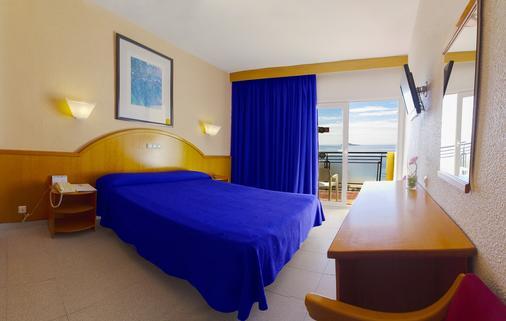 Hotel Poseidon Playa - Benidorm - Makuuhuone