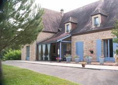 Le Clos Gaillardou - La Roque-Gageac - Building