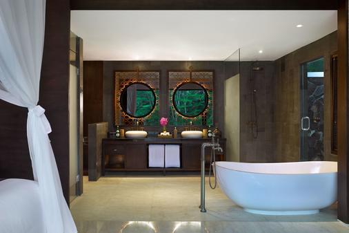 烏布薩姆拉布別墅 - 烏布 - 浴室