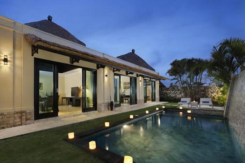 Hillstone Villas Resort Bali - Uluwatu - Gebäude