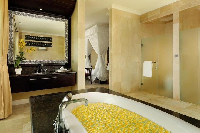 Hillstone Villas Resort Bali - Uluwatu - Baño