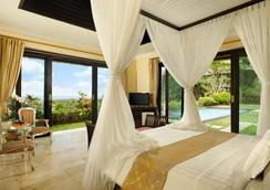 Hillstone Villas Resort Bali - Uluwatu - Bedroom