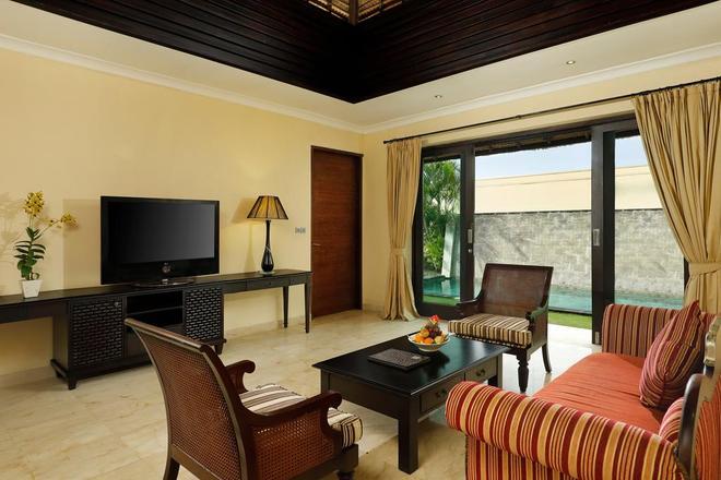 Hillstone Villas Resort Bali - Uluwatu - Sala de estar