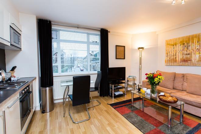 Nell Gwynn House - London - Wohnzimmer
