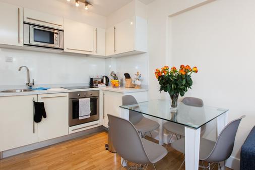 內爾格溫公寓 - 倫敦 - 廚房