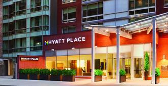 Hyatt Place New York Midtown South - Nueva York - Edificio