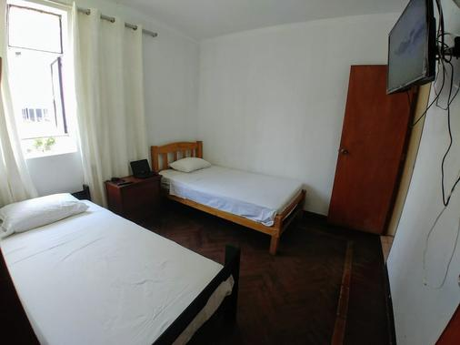 Explorers House - Hostel - Lima - Bedroom