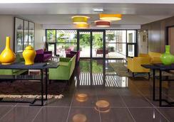 Hotel Les Herbes Folles - Mauregard - Lobby