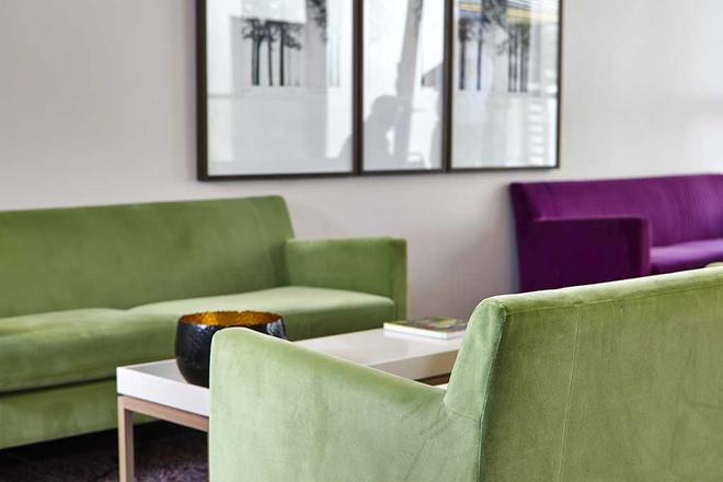 Hotel Les Herbes Folles - Mauregard - Lounge