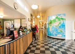 舊金山漁人碼頭國際青年旅舍 - 舊金山 - 櫃檯